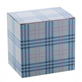 Кутия за подаръци, квадратна