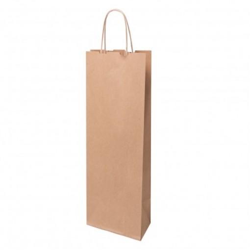 Хартиена чанта за вино