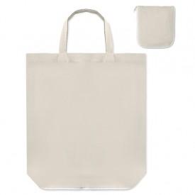 Рекламна сгъваема торбичка с къси дръжки