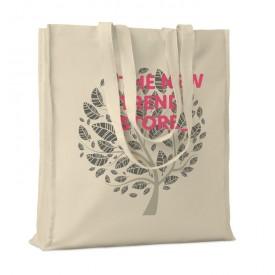 Голяма памучна чанта за пазаруване
